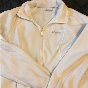Columbia zip up
